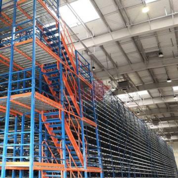 Compatible Long Span Shelving for Warehouse Medium Duty Storage