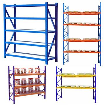 Wholesale Small 3 Tiers Adjustable Light Duty Powder Coating Performated Metal Storage Rack for Home