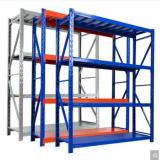 High Capacity Double Faced Heavy Middle Duty Customized Long Material Cantilever Rack Shelf
