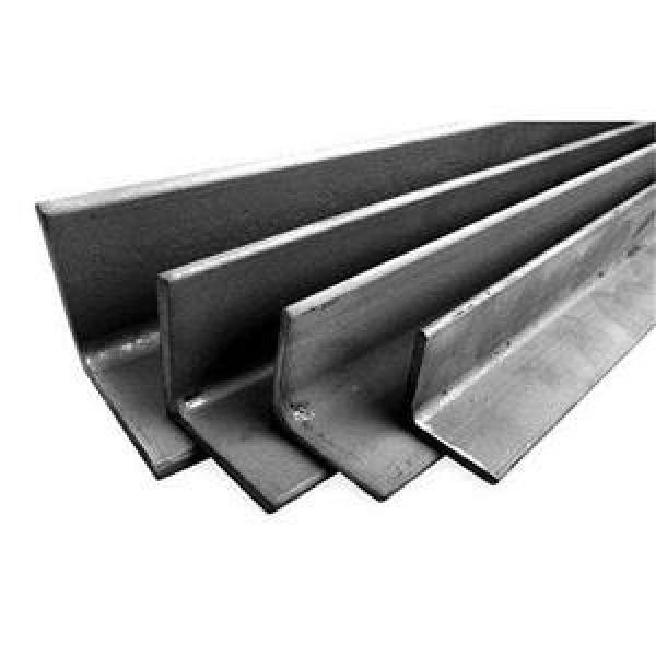 China Manufacturer Cheap Slotted Angle Bar / Slotted Angle Iron #3 image
