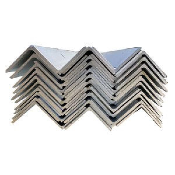 China Manufacturer Cheap Slotted Angle Bar / Slotted Angle Iron #2 image