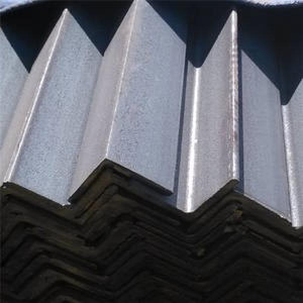 High Strength Galvanized Slotted Angle Iron/ Equal and Unequal/Low Price and High Quality #3 image