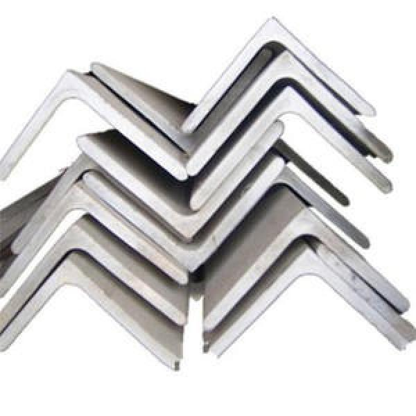Aufriga Brand Equal and Unequal Hot Rolled Slotted Steel Angle Bar Galvanized with Holes #1 image