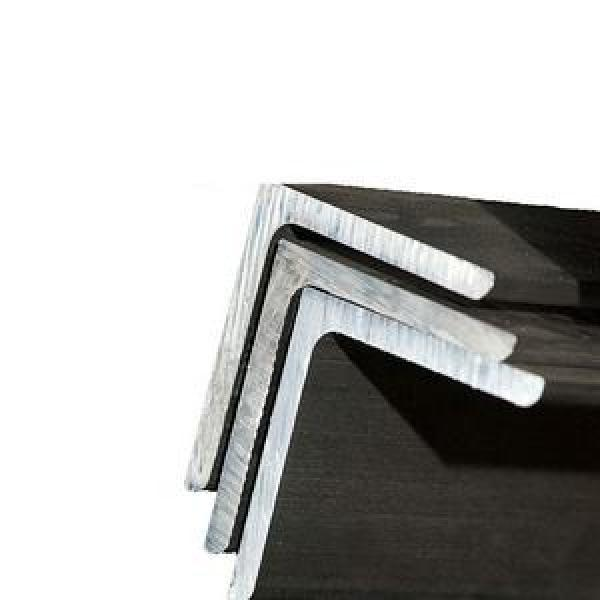 Galvanized Slotted Angle Iron 316 304 Stainless Bar Stainless Steel Angle #2 image