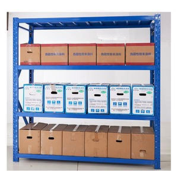 Steel Heavy Duty Pallet Rack, Industrial Rack and Shelving, Warehouse Shelving Units #1 image