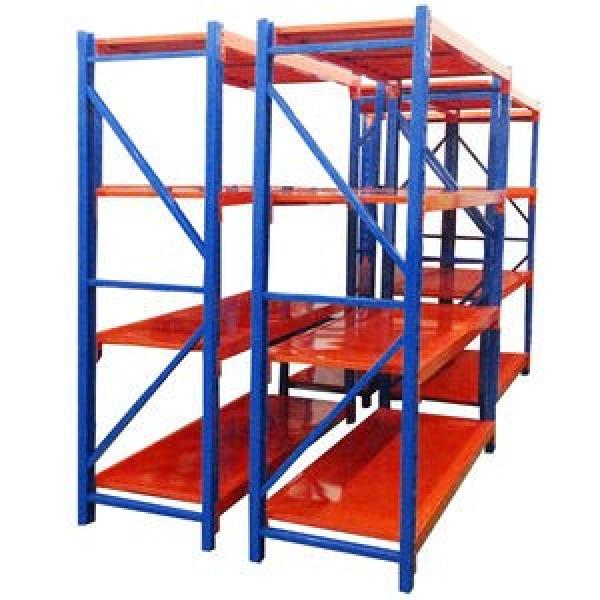 Heavy Duty Storage Drive Through Pallet Shelving with 10 Years Warranty Time #1 image