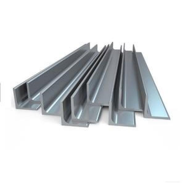 High Tensile Hot Rolled Standard Size Ss400 Ms Galvanized Mild Slotted Iron Steel Angle #1 image
