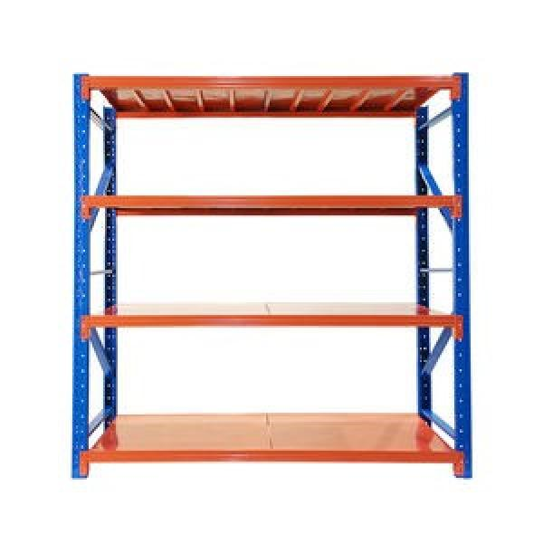 Warehouse Industrial Metal Steel Storage Shelving Steel Selective Pallet Rack #2 image