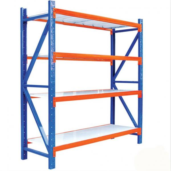 "5-Layer Metal Shelving Unit for Office Storage (24""X48""X72"") #3 image"