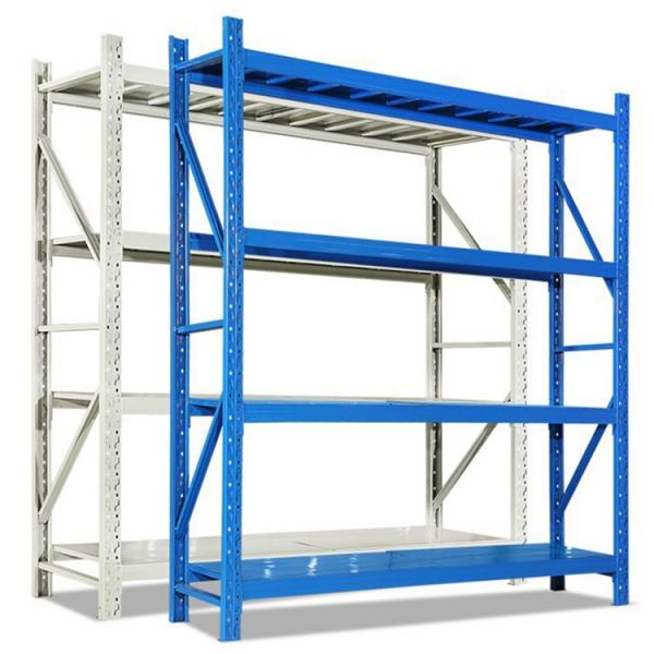 "5-Layer Metal Shelving Unit for Office Storage (24""X48""X72"") #2 image"