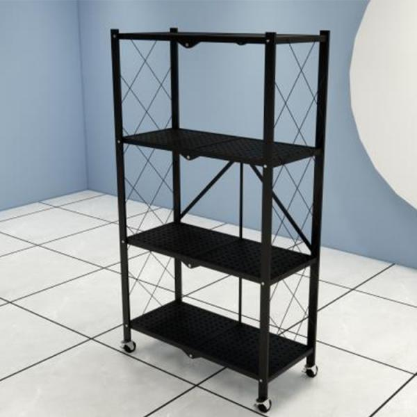 Commercial Use Adjustable Stainless Steel Wire Rack Shelving #1 image