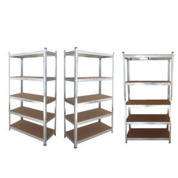 Warehouse Industrial Metal Steel Storage Shelving Steel Selective Pallet Rack #3 image