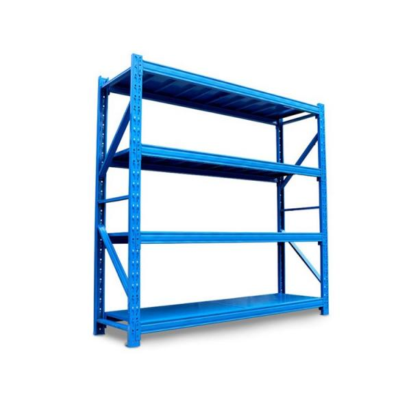 "5-Layer Metal Shelving Unit for Office Storage (24""X48""X72"") #1 image"