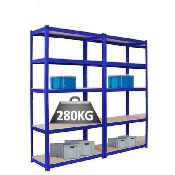 Heavy Duty Shelving Metal Storage Rack for Warehouse Equipment #3 image