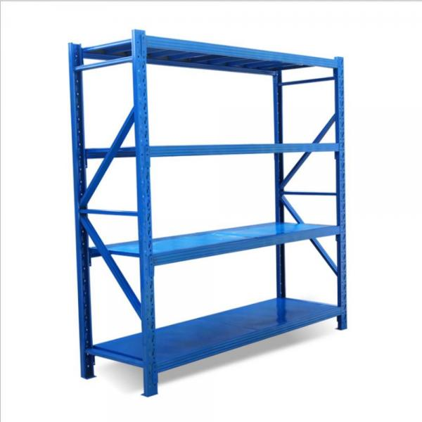Medium Duty Storage Shelf with Q235 Material #3 image