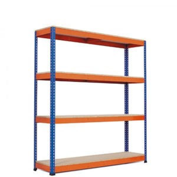 Heavy Duty Boltless Metal Steel Shelving Shelves Storage Unit Industrial Easy to Assemble #1 image