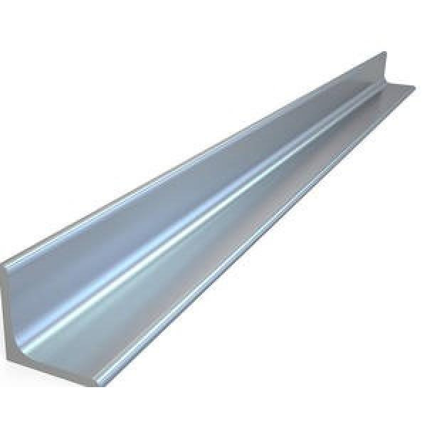 Hot Dipped Galvanized V Shaped Iron Steel Slotted Angle Bar #3 image