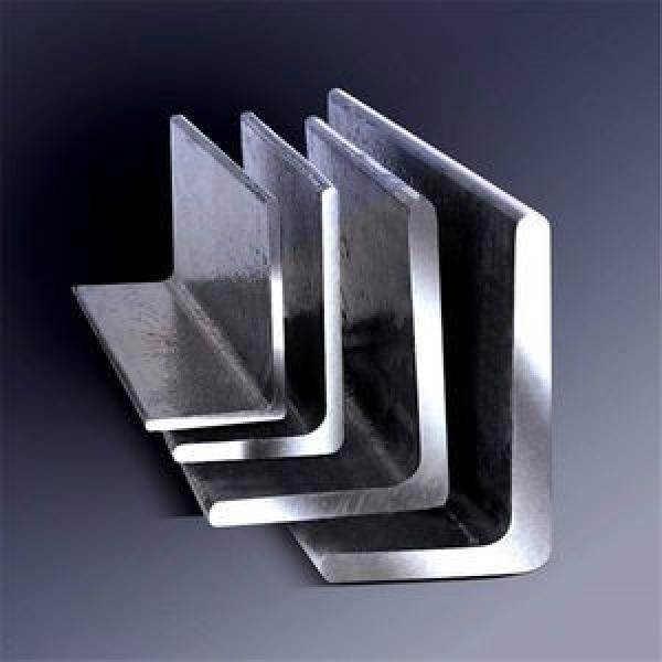 High Tensile Hot Rolled Standard Size Ss400 Ms Galvanized Mild Slotted Iron Steel Angle #3 image