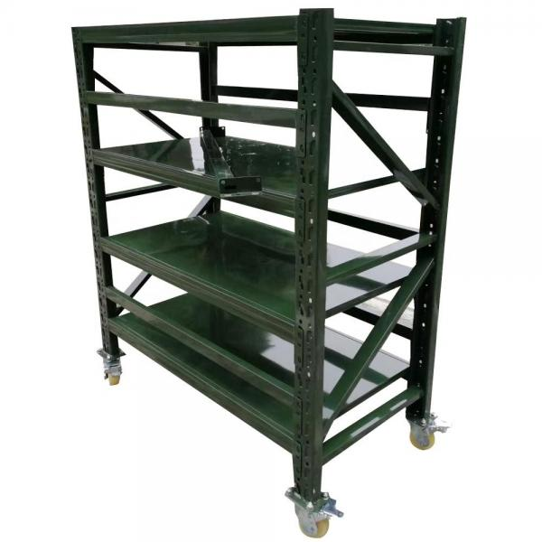 Small Wholesale Allowed Storing Storage Equipment Shuttle Pallet Rack #2 image