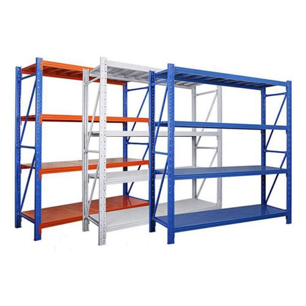 Wholesale Small 3 Tiers Adjustable Light Duty Powder Coating Performated Metal Storage Rack for Home #1 image