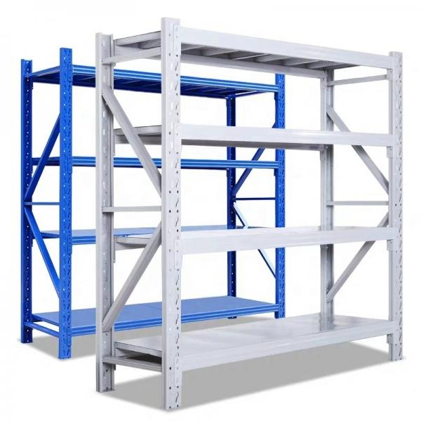 Small Wholesale Allowed Storing Storage Equipment Shuttle Pallet Rack #1 image